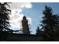 """Pisa Kulesi'nden daha eğik olan """"Eğri Minare"""" koruma altına alınıyor"""