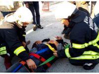 Söke'de trafik kazası, 3 yaralı