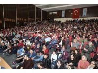 ERÜ Akademik Yıl Açılış Etkinliklerinde Muhteşem Final