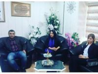 MHP'li Taşdoğan bayan kuaförlerin sorunlarını dinledi