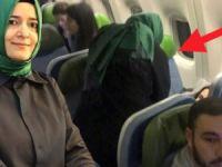 Uçakta Rahatsızlanan Yolcuya İlk Müdahaleyi Bakan Kaya Yaptı