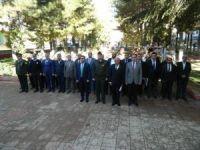 Muhtarlar Günü Doğanşehir'de kutlandı