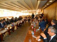 Tekirdağ İlçe Milli Eğitim Müdürleri Toplantısı Çorlu'da yapıldı