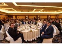 Uluslararası Yunus Emre Günleri gala yemeği yapıldı