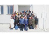 Mesleki Eğitim ve İş Geliştirme Merkezi Eğitim faaliyetlerine başladı