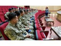 Jandarmaya tarihi eser kaçakçılık semineri