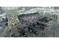Türkiye'nin çevre dostu sertifikalı ilk terminal binası
