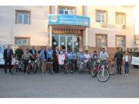 Gıda Tarım ve Hayvancılık Müdürlüğüne bisiklet tahsis edildi