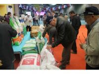 2 bin çifçiye 2 bin 500 ton tohum dağıtıldı