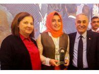 KAÇEM, 2017 yılı özel projeler kategorisinde ödül aldı