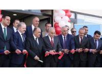 Bakan Fakibaba, Sürekli Eğitim Merkezi'nin açılışını gerçekleştirdi