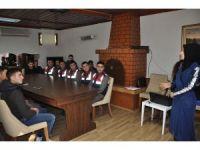 Jandarmaya 'evlilik' semineri