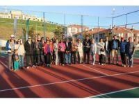 Tenis Turnuvası'nda şampiyonlar belli oldu