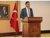 """Baro Başkanı Er: """"Basın, demokrasinin olmazsa olmazıdır"""""""