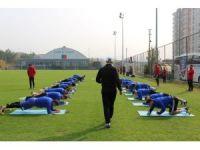 Karabükspor, Osmanlıspor maçının hazırlıklarını tamamladı