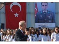 Piyade Yüzbaşı Oğuz Özgür Çevik Aliağa'da unutulmadı