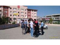 Şanlıurfa'da polis tarafından okul çevrelerinde denetim