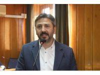 """TBMM Başkanvekili Aydın: """"El insaf"""""""