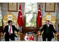 Cumhurbaşkanı Erdoğan, Endonezya Cumhurbaşkanı Yardımcısı Kalla'yı kabul etti