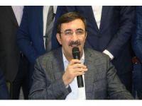 AK Parti Genel Başkan Yardımcısı Cevdet Yılmaz Bingöl'de