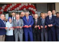 Alaca Avni Çelik MYO hizmete açıldı
