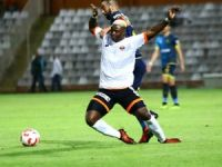 TFF 1. Lig: Adanaspor: 0 - MKE Ankaragücü: 0