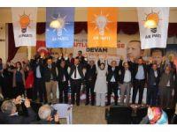 Ahmet Özoğul, AK Parti Domaniç İlçe Başkanlığı görevine seçildi