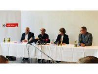 Kırmızı bültenle aranan yazar Doğan Akhanlı Köln'de