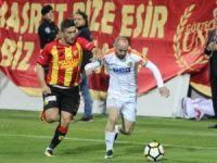 Süper Lig: Göztepe: 3 - Aytemiz Alanyaspor: 3 (Maç sonucu)