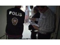 """Adana'da """"kiralık dilenci çocuk"""" operasyonu"""