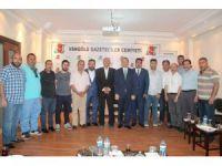 Başkan Sabırlı'dan 21 ekim dünya gazeteciler günü mesajı