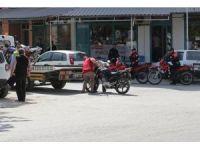 Mut'ta trafik denetimleri arttırıldı