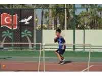 Akdeniz Belediyesi'nin spor kurslarına yoğun ilgi