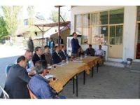 Kaymakam ve Belediye Başkanı vatandaşların sorunlarını dinledi