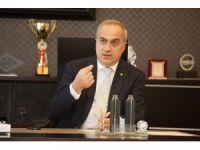 """Başkan Kösemusul: """"Altın tahvili'ne Sakarya iş dünyası ilgi gösterecektir"""""""