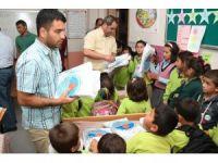 Mersin Büyükşehir Belediyesi'nden eğitime destek