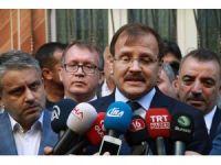 """Çavuşoğlu: """"Bizim arkadaşlarımız dava neyi gerektiriyorsa gereğini yapar"""""""