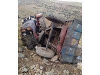 Mardin'de trafik kazası: 1 ölü, 6 yaralı