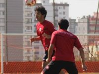 Adanaspor'da Fethiyespor maçı hazırlıkları başladı
