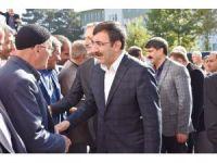"Cevdet Yılmaz: ""AK Parti milletin partisidir"""