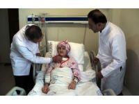 Giresun'da ilk defa dil kanseri ameliyatı gerçekleştirildi