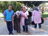 Haliliye Belediyesinden yaşlı kadınlara sağlık turu