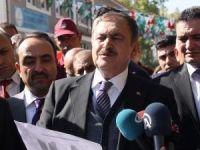 Bakan Eroğlu'ndan, İstanbul'un suyuyla ilgili açıklama: