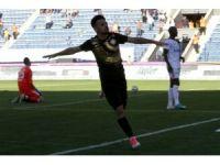 Süper Lig: Osmanlıspor: 3 - Kardemir Karabükspor: 0 (Maç sonucu)