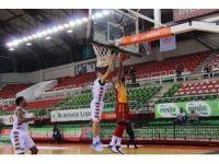 Tahincioğlu Basketbol Süper Ligi: Pınar Karşıyaka: 75 - Galatasaray Odeabank: 91