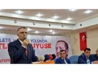 """Bakan Ağbal: """"Önümüzdeki dönemde ekonomimiz daha da güçlenecek"""""""