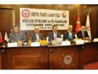 TOBB Başkanı Hisarcıklıoğlu Dörtyol ve Erzin ilçelerini ziyaret etti