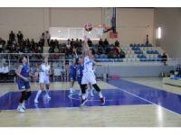 Türkiye Kadınlar Basketbol Ligi: Elazığ İl Özel İdare: 78 - Yalova VIP: 66