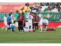 Süper Lig: Teleset Mobilya Akhisarspor: 3 - Gençlerbirliği: 3 (Maç sonucu)
