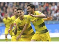 Dortmund, Frankfurt ile 2-2 berabere kaldı